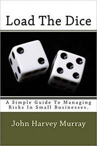 The cover of Load The Dice: don't leave it unread!